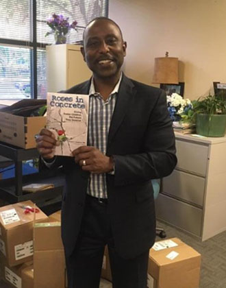 Andre Chapman CEO Unity Care foster care book author